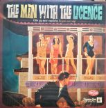 "10"" - VA - ◈◈ THE MAN WITH THE LICENCE ◈◈  1950s and 1960s ""Spy Music"""